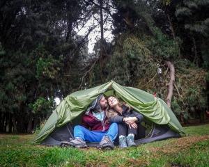 Camping Neusa Isa por ahí